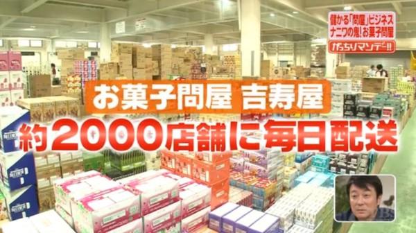 企業のブルーオーシャン戦略 成功事例? ?吉寿屋(よしや)